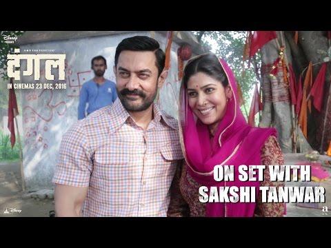 Dangal   On Set With Sakshi Tanwar   In Cinemas December 23