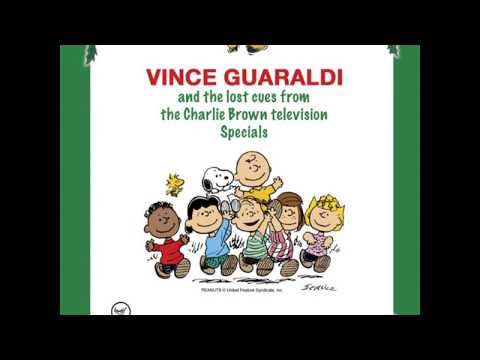 Vince Guaraldi and the Lost Cues from the Charlie Brown Television Specials (full album)