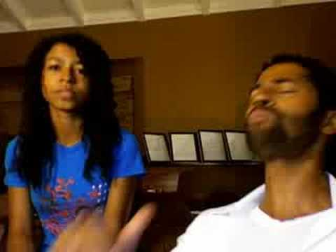 eric Benet and daughter India