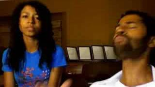 "eric Benet and daughter India ""you"