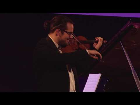 Artists in residence | Marc Bouchkov | E. Ysaÿe: Sonate Nr. 6, op. 27