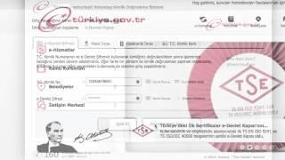 """e-devlet kapısı - www.turkiye.gov.tr I """"IMEI Kayıt Hizmetleri"""""""