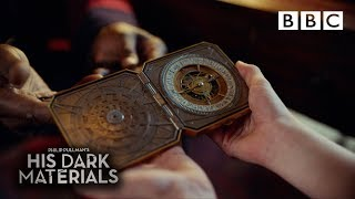 Lyra is gifted the rare truth-telling alethiometer | His Dark Materials - BBC