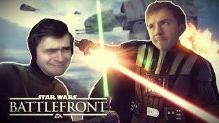Ciemna strona śląskiej mocy - Star Wars Battlefront Beta #1