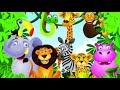 Песенка Детям Дорожная Африка и зеленый попугай mp3