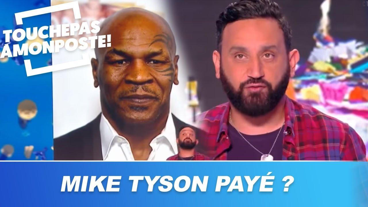 Mike Tyson payé pour venir dans TPMP ? Cyril Hanouna s'explique !