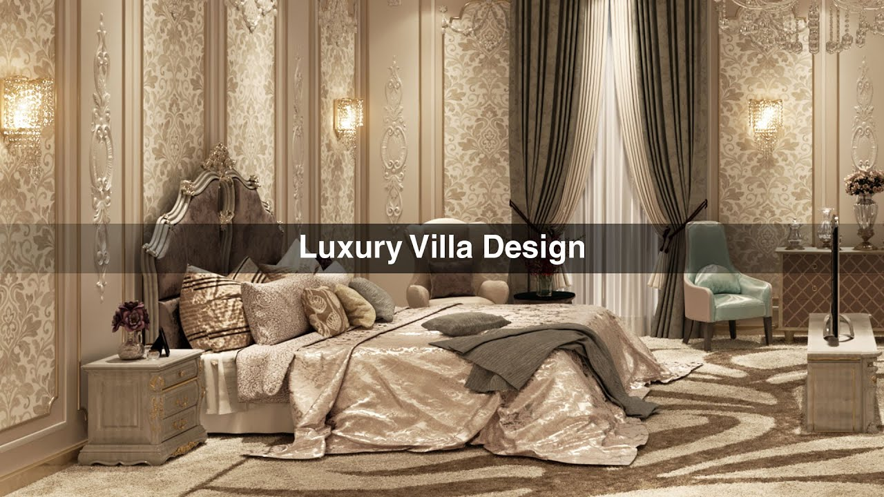 Luxury Villas Design In Dubai Youtube