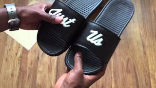 "Kith ""Just Us"" Chancletas Review"