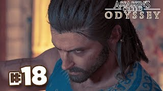 The Party Type! - Assassin's Creed Odyssey   Part 18    FULL PLAYTHROUGH (PS4) HD