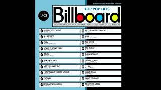 Скачать Billboard Top Pop Hits 1998