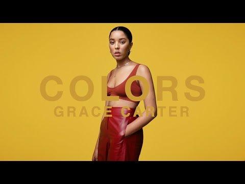 Grace Carter - Ashes   A COLORS SHOW