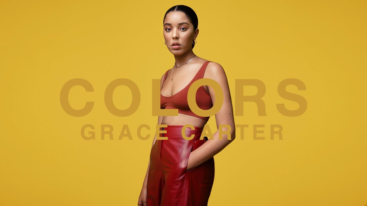 grace carter ashes a colors show youtube. Black Bedroom Furniture Sets. Home Design Ideas
