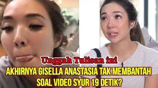 Akhirnya Gisella Anastasia Tak Membantah Soal Video Syur? Unggah Tulisan Ini