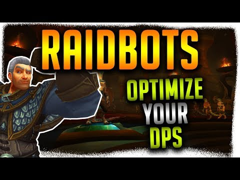 Raidbots | The ULTIMATE Tool to Optimize Your DPS!