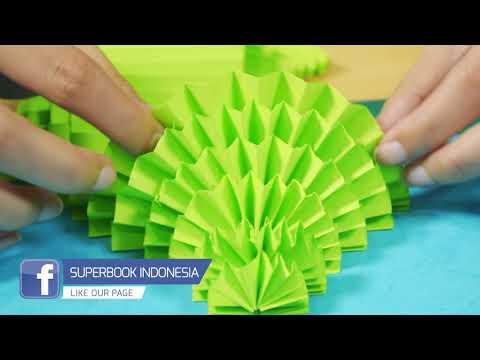 Tips Superbook Indonesia - Cara Membuat Kartu Natal Menarik Untuk Anak Sekolah Minggu