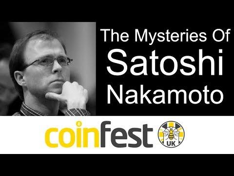 The Mysteries 🔍 Of Satoshi Nakamoto - William Hern, CoinFestUK 2018