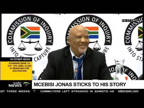 """It would be a mistake to over """"Zumanize"""" the State Capture Inquiry: Jonas"""