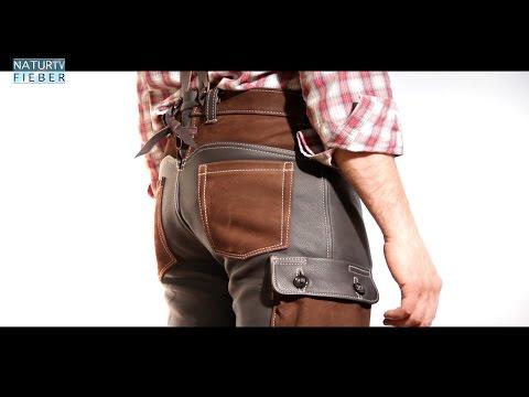 PRODUKT CHECK - Lederhose »Robust« aus der Manufaktur Dittrich