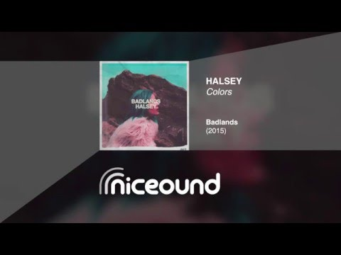 Halsey - Colors [HQ audio + lyrics]