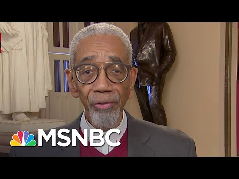 Bobby Rush: Congress Was Determined To Pass Bill Making Lynching Hate Crime   Velshi & Ruhle   MSNBC