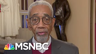 Bobby Rush: Congress Was Determined To Pass Bill Making Lynching Hate Crime | Velshi & Ruhle | MSNBC