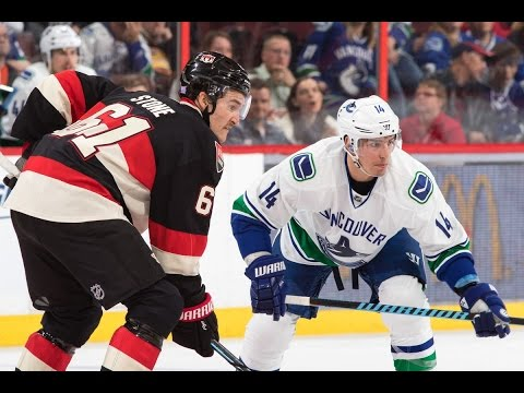 Alex Burrows Traded to Ottawa Senators