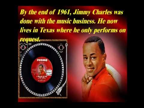 One To A Million - Jimmy Charles - July 1960  HQ