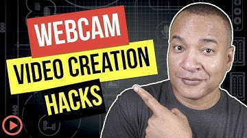 Webcam Video Creation Tips For YouTubers