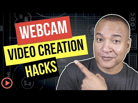 How To Record Great Webcam Video