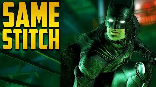SAME STITCH (Batman: The Enemy Within - FULL Episode 5 FINALE - Gameplay Walkthrough)