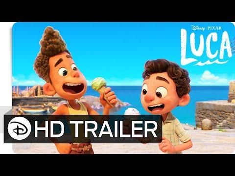 LUCA – Teaser Trailer (deutsch/german) | Disney•Pixar HD