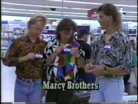 The Marcy Brothers in Oregon
