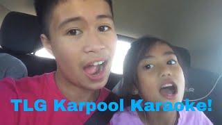 TLG Karpool Karaoke!