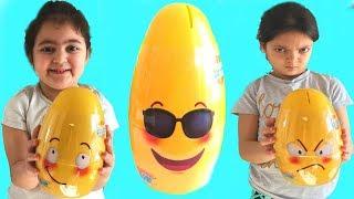 ÇILGIN SURATLAR DEV SÜRPRİZ YUMURTALAR - Crazy Face Giant Surprıse Eggs