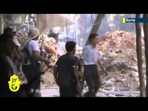 Amnesty: al-Qaeda runs Syria torture jails