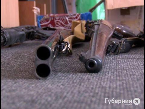 Внушительный схрон оружия обнаружили полицейские в пригороде Хабаровска.MestoproTV