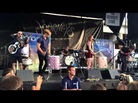 "Echosmith - ""Nothing's Wrong"" (Live)"
