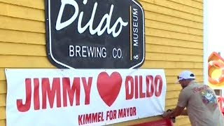 Campaign to make Jimmy Kimmel honourary mayor of Dildo, N.L.