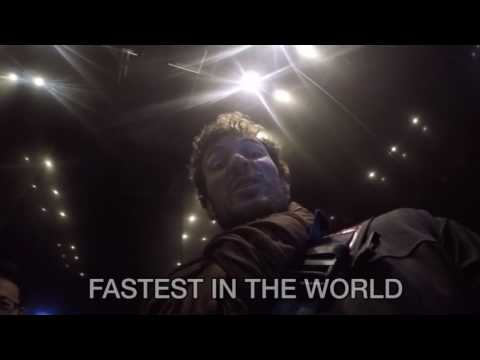 Our MBA tests the world's fastest elevator @ Shanghai Tower