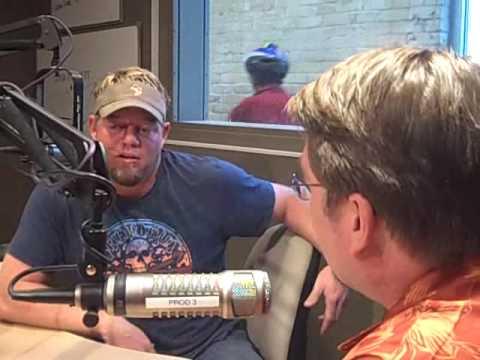 Bob Pickett visits with Pat Green Part 1