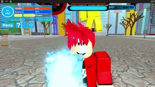 Boku No Roblox Remastered - HHHC Quirk Review!