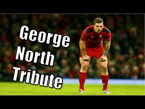 George North (Rugby Tribute)   *2016