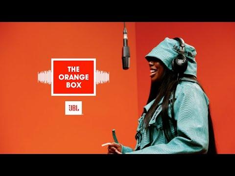 Ms Banks - Snack   JBL I The Orange Box