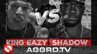 FICK DEIN RAP - KING EAZY VS. SHADOW - TRAILER (OFFICIAL HD VERSION AGGROTV)