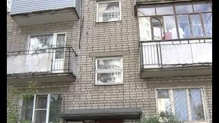 видео В ярославских домах текут крыши