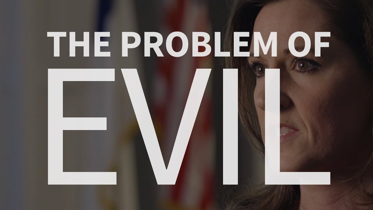 Download How can Christians respond to the problem of evil?