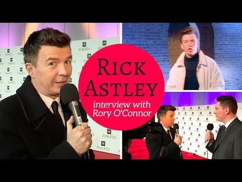 Rick Astley on 'RickRolling' and being 'Uncle Rick' aged 50