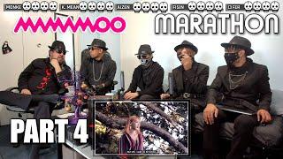 MAMAMOO Reaction [ Marathon ] Part 4
