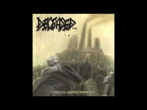 Deceased - Graphic Repulsion (Studio Version)