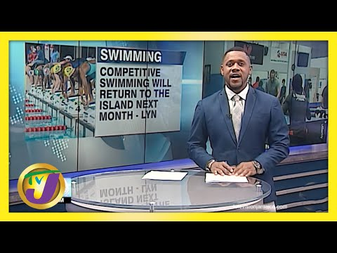 Competitive Swimming Returns to Jamaica   TVJ Sport News